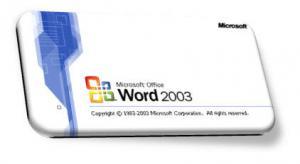 word2003