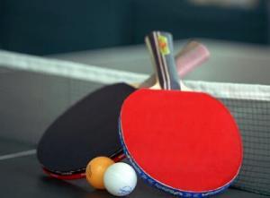 打好乒乓球